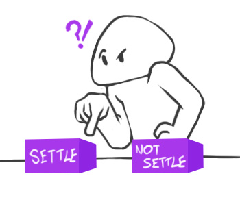 Settle or not to Settle